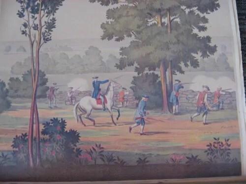 Fullroom vintage wallpaper murals by The SchmitzHorning