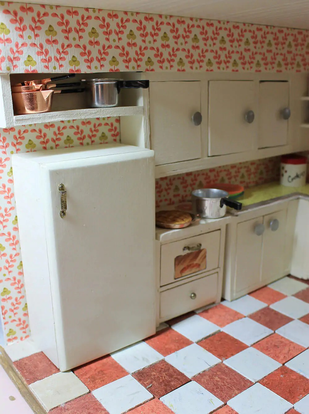 Adorable Vintage Dollhouse Accessories From Reader Janet And My Mom Retro Renovation