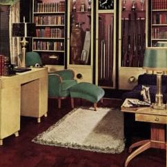 Dollhouse Sofa Poltrone E Poltrona 21 Early 1940s Interior Designs By Hazel Del Brown Of ...