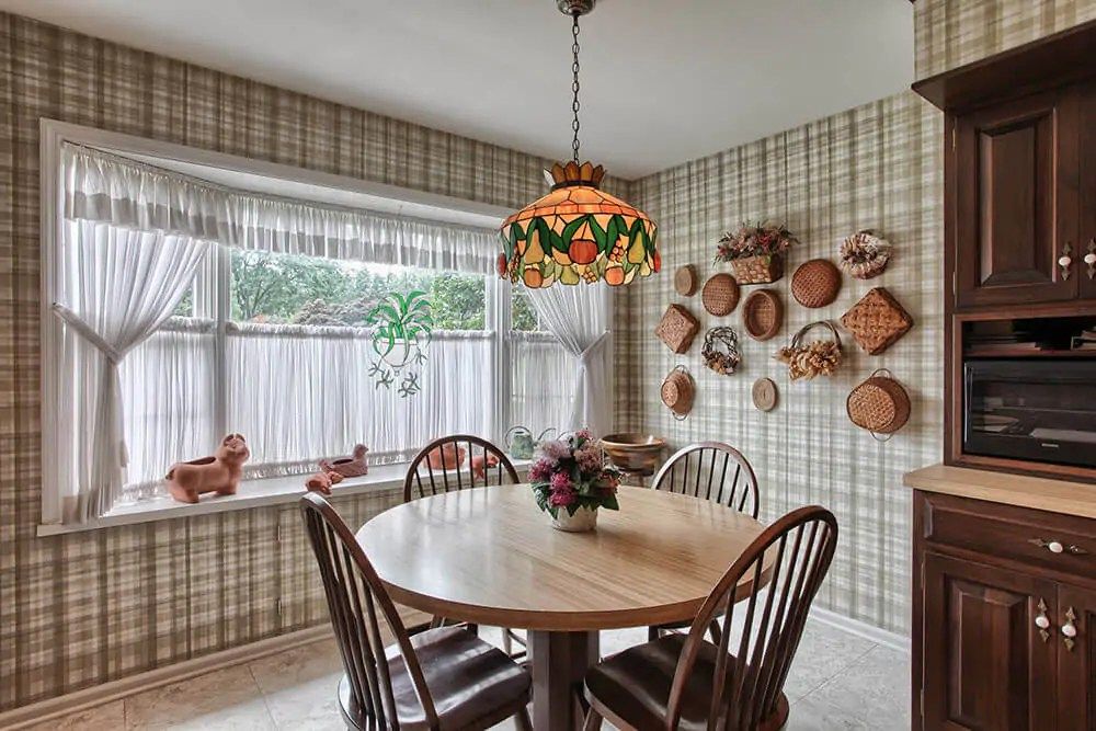 Patterned Kitchen Wall Tiles