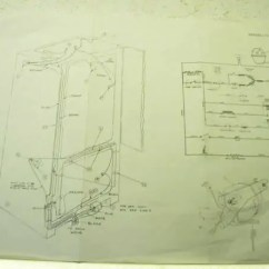 Wall Outlet Wiring Diagram 1994 Nissan Sentra Engine The 1964 Ge Americana Refrigerator-freezer - Retro Renovation