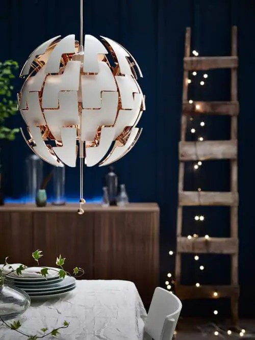 Ikea Round Lamp : round, Letter, Light, Surely, Classic