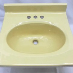 Kitchen Sink Replacement Updates Colorful Vintage Bathroom Sinks From Match My Tile - Retro ...