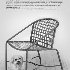 Aluminum Lounge Chairs Stackable Resin Patio Brown Jordan Celebrates 70 Years Of Iconic Design With Colorful Kantan And Tamiami Reissues ...