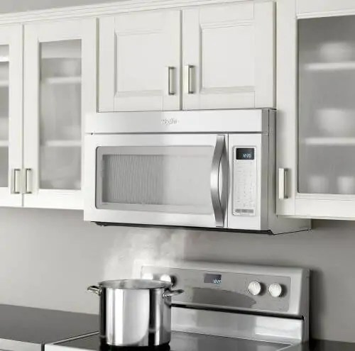 Whirlpool White Ice Appliances  another nice choice for