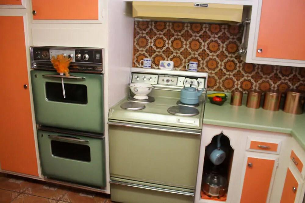 retro kitchen appliance aid slide in range the house that gobsmacked vintage las vegas historic ...