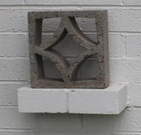 34 designs of breeze block in Jack LeVine's collection ...