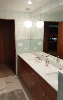 Retro Modern Bathroom Ideas