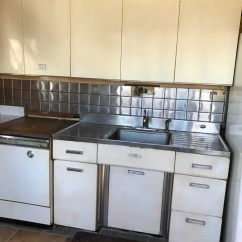 Metal Kitchen Cabinets For Sale Wall Art Levitt Steel - 87th Brand Of ...