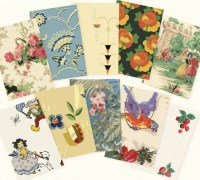 53 designs of 1930s wallpaper now available from Bradbury ...