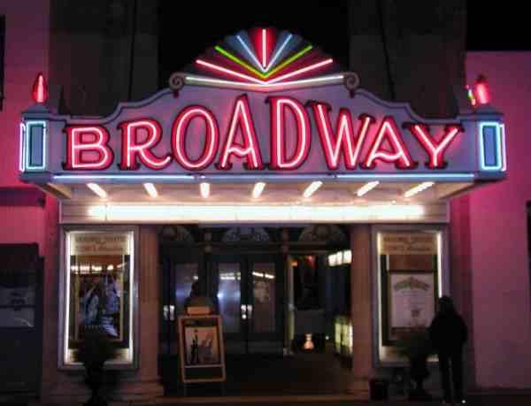 Broadway Kruu-lp 100.1 Fm