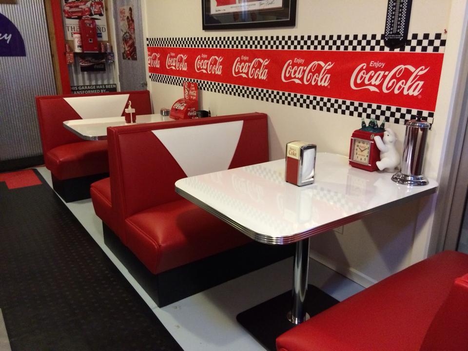 coca cola chairs and tables plastic costco a moment in time - 1950's retro furniture, decor, laminates