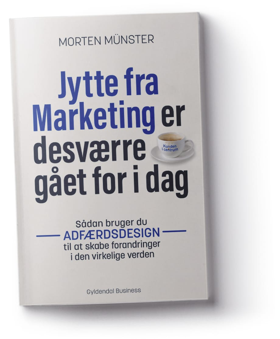 Jytte fra marketing