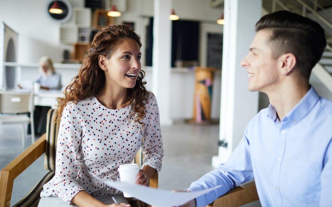 Jo mere ustrukturerede dine interviews er, jo mere skal du have styr på strukturen