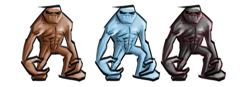 xenocider-rockman-concept