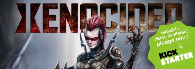 Xenocider Kickstarter demo