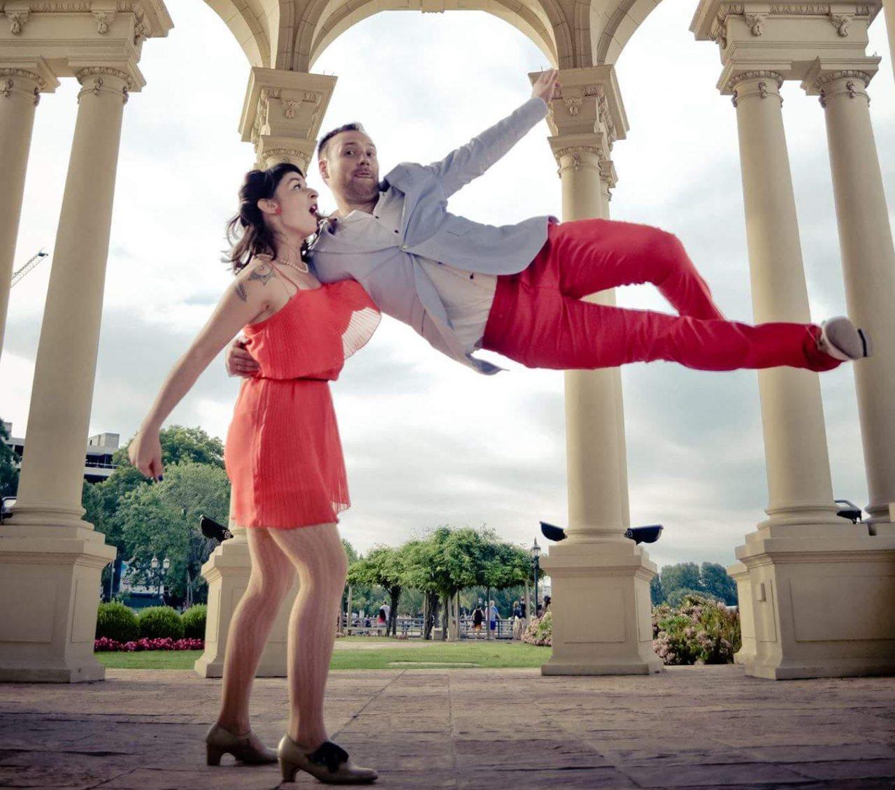 Maxi Prado y Vicky Ferrero