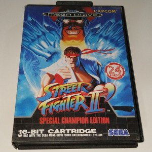 Street Fighter II' Special Champion Edition PAL