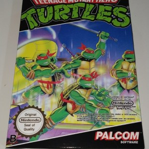 Teenage Mutant Hero Turtles PAL