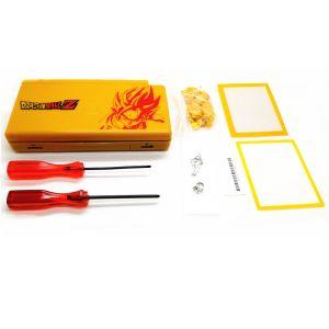 Kit Carcasa Nintendo DS Lite NDSL DSL: Edición Dragon Ball Z
