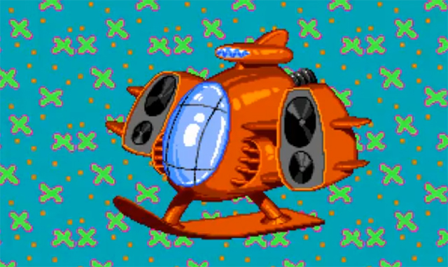 ToeJam and Earl's Funky Ship