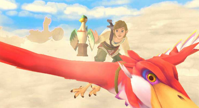Skyward Sword Bird