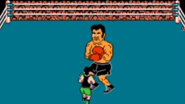 mike tysons punch out easter egg