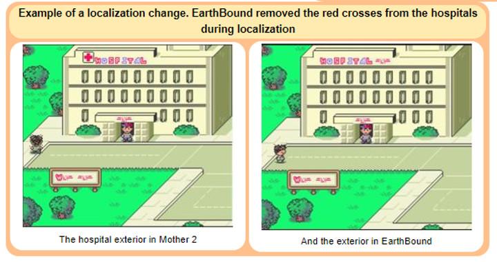 EarthBound Crosses