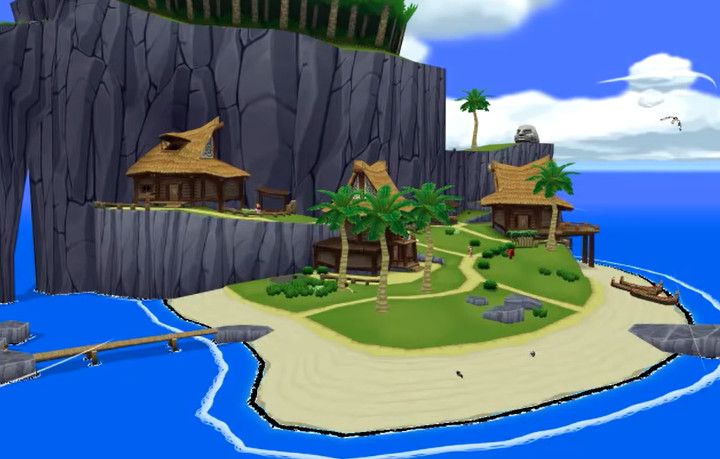 Wind Waker - Outset Island