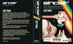 Jet Pac - okładka
