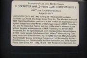 Blockbuster Hero - Sega Genesis