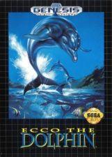 Ecco the Dolphin - Sega Genesis