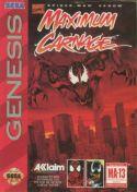 Maximum Carnage - Sega Genesis