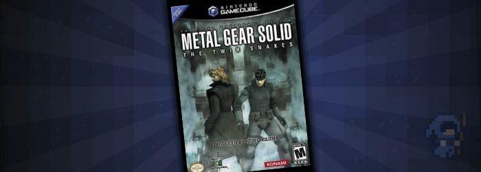 Metal Gear Twin Snakes