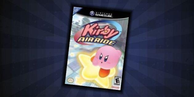 Kirby Air Ride - GameCube Hidden Gem
