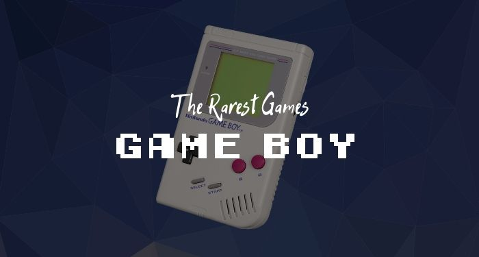 Rare Game Boy Games