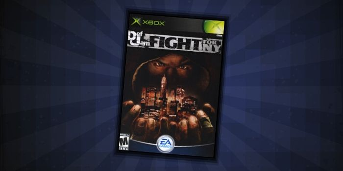 Def Jam - #10 Rare Xbox Game