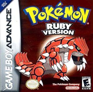 Pokemon Ruby