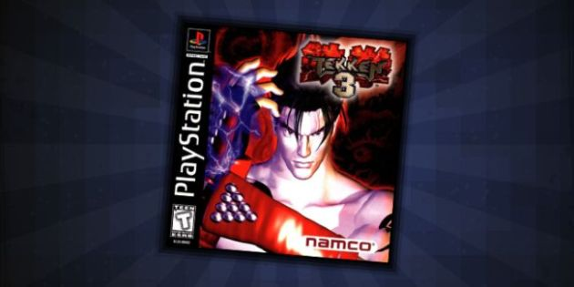tekken 3 collectors edition ps1
