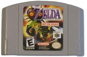 Zelda Majora NFR