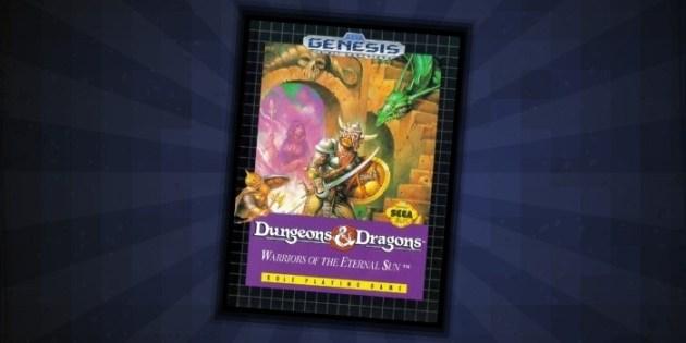 Dungeons & Dragons Warriors of The Eternal Sun