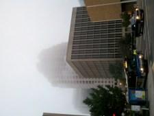 Fog town