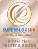 Hitmeister Superblogs 2008
