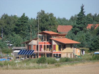 Sieben Linden - Brunnenwiesenhaus- warmer Kern
