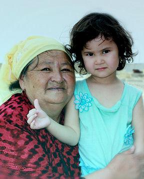 Ureinwohner-Uzbekistan, Zirbeldrüse, drittes Auge