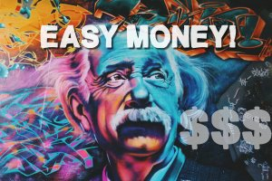 lure of easy money sidney perry einstein