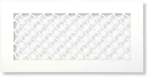 Escher style air grille