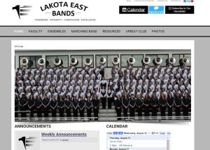 Lakota East Bands