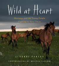 Wild at Heart by Terri Farley