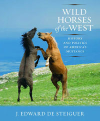 Wild Horses of the West Steiguer